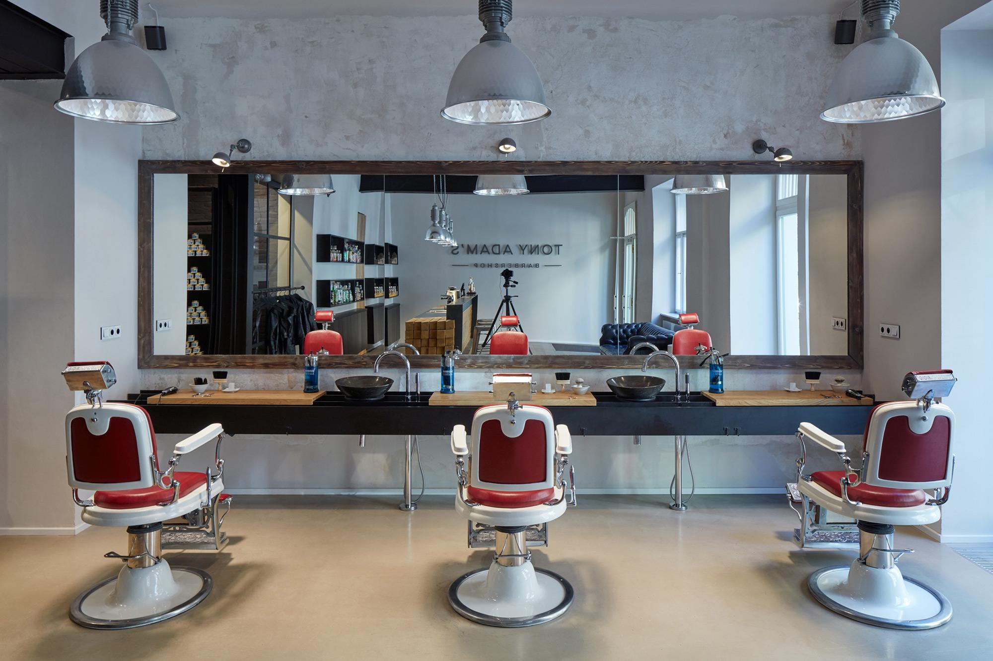 barber shop prague